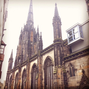 Seriously, c'mon Edinburgh. Share the awesomeness around. You have too much.