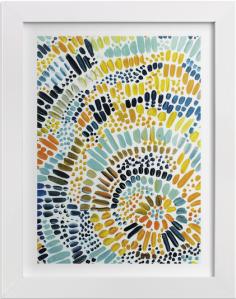 minted spiral art