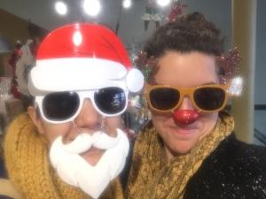tay and kat ho ho ho
